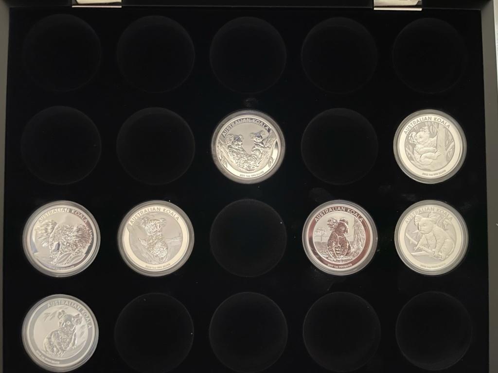 Mi colección de Onzas de plata Austra16