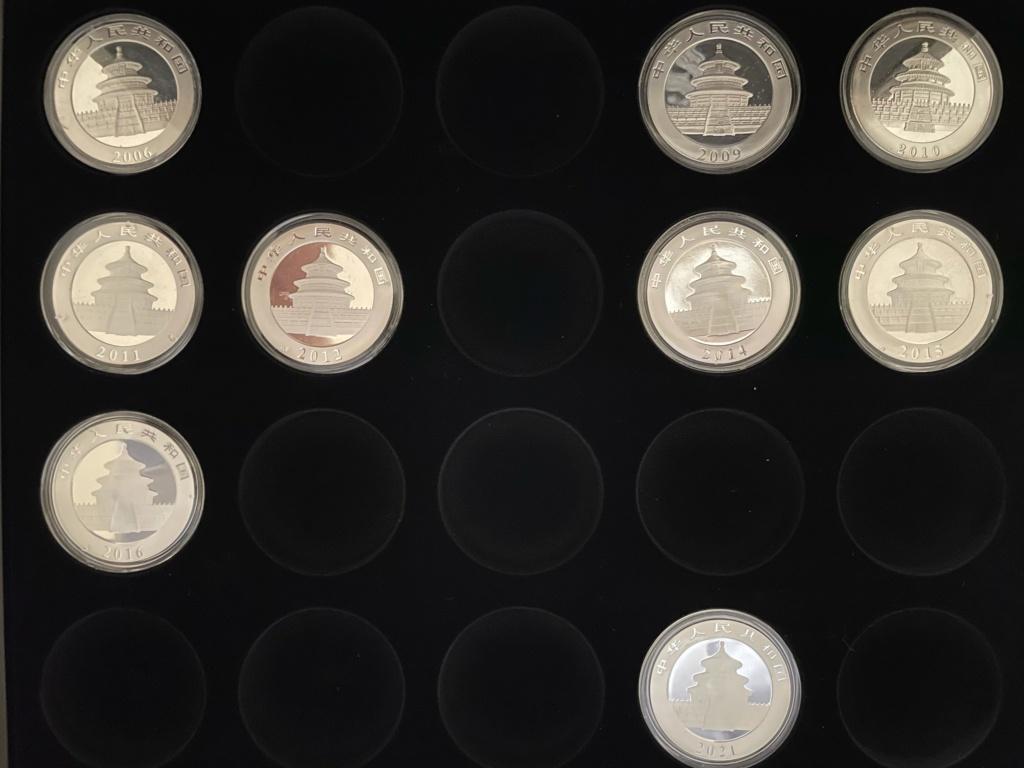 Mi colección de Onzas de plata Panda10