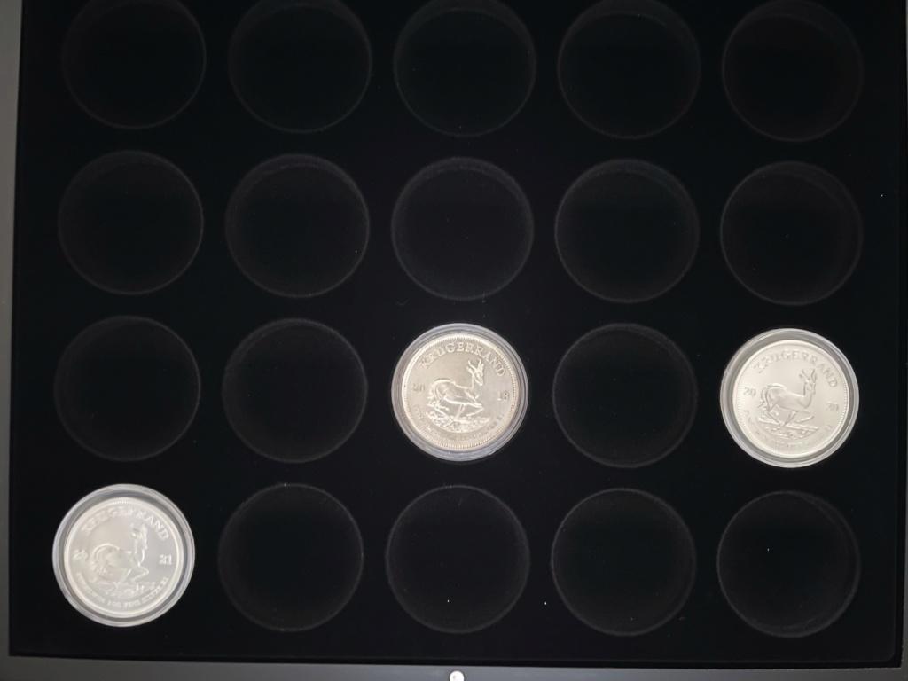 Mi colección de Onzas de plata Sudafr10