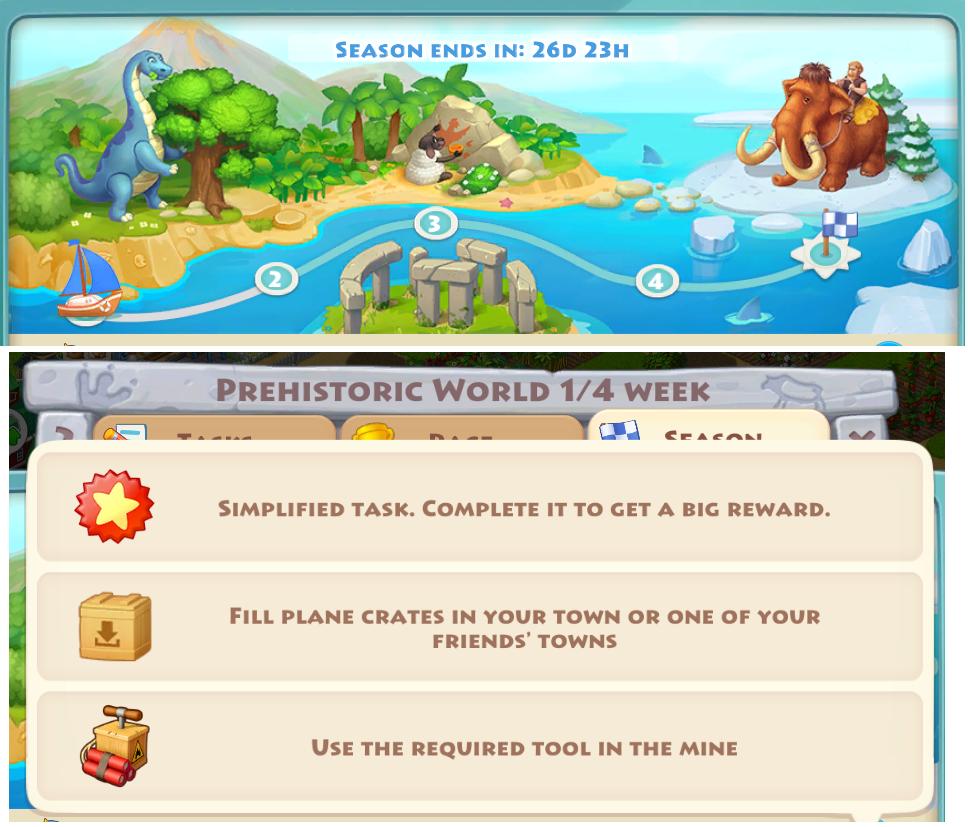 Regatta theme - PREHISTORIC WORLD Prehis14