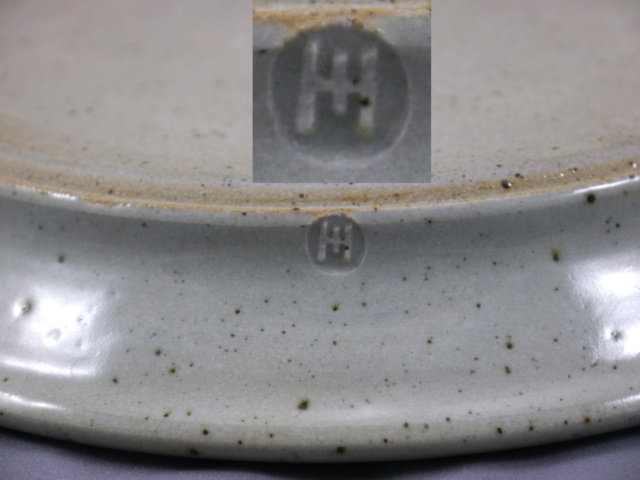 Need help with this pottery dish / plate and mark Japane15