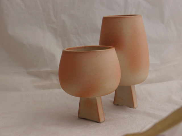 ID Help. Joined Modernist Pot. Marked P1420411