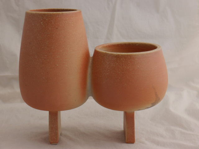 ID Help. Joined Modernist Pot. Marked P1420412