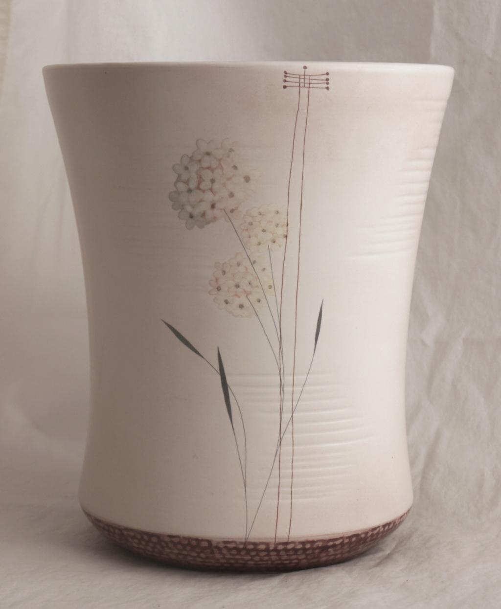 Identification Help Please. Signed Cache Pot / Vase  P1450211