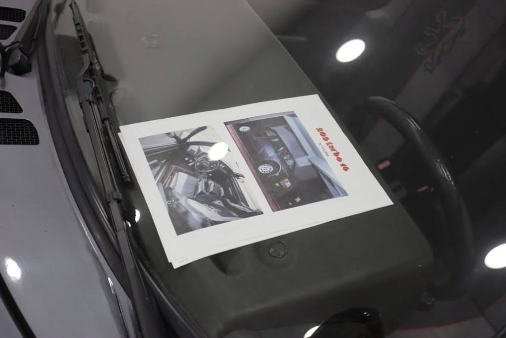 [17] 205 TURBO 16 série 200 White / Grey Img_8520