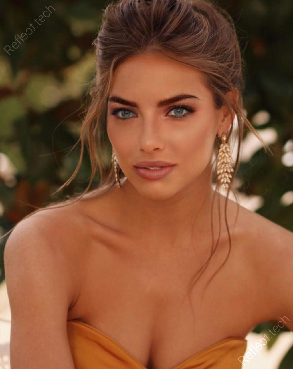 Miss GC 2021-candidatures des miss - Page 2 Reflec13