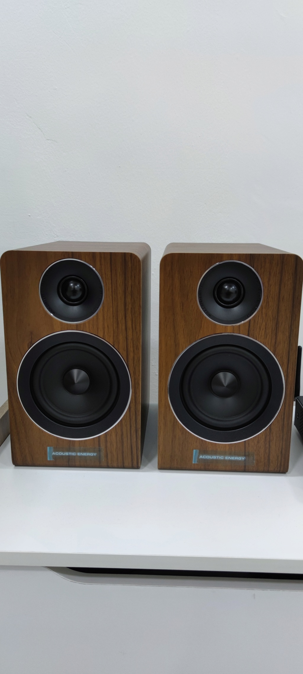 Yamaha A-S801 integrated amplifier and acoustic energy AE100 speaker (all with box) Img_2015