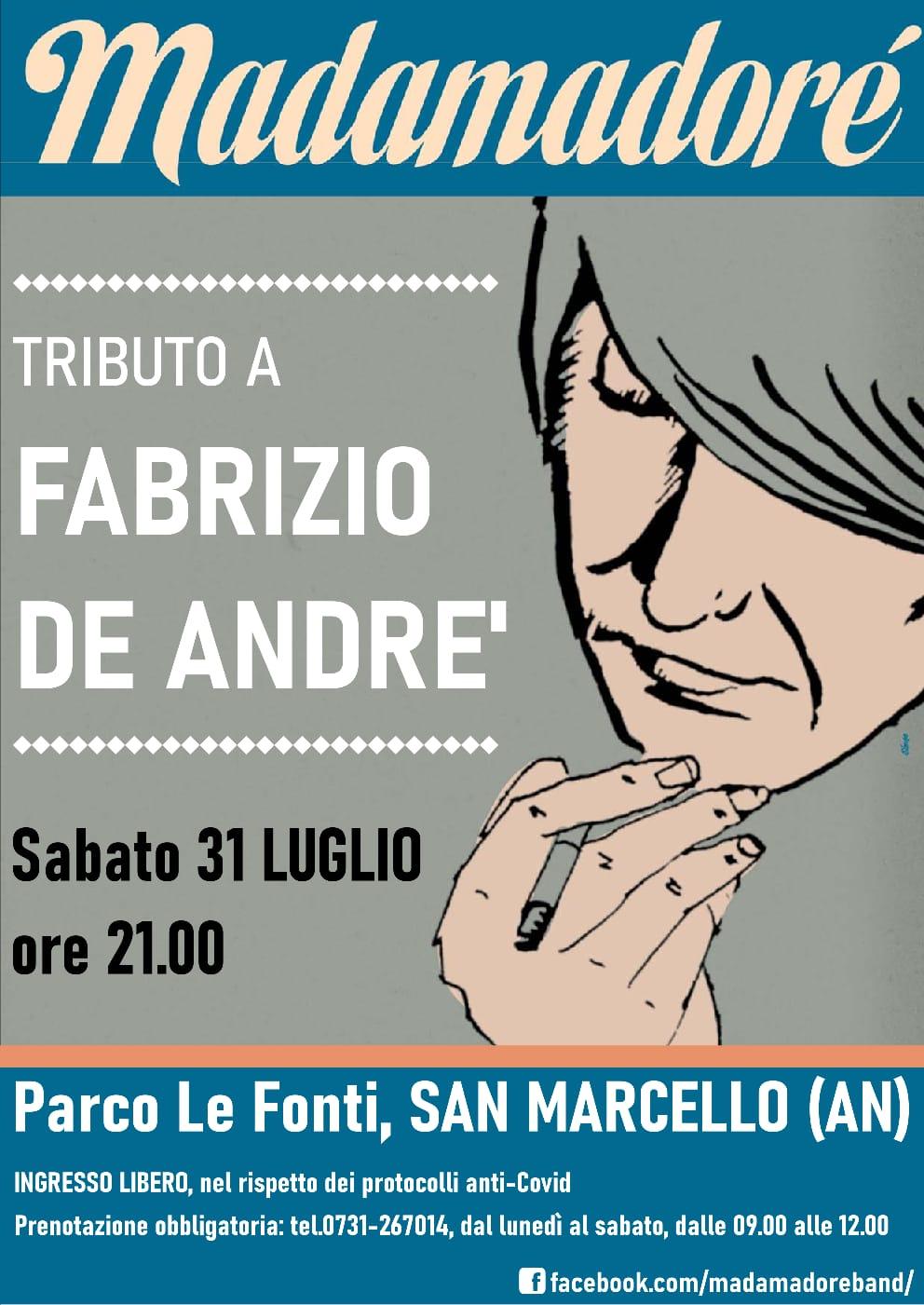 Madamadorè in Concerto (Tributo a Fabrizio de André) Img-2010