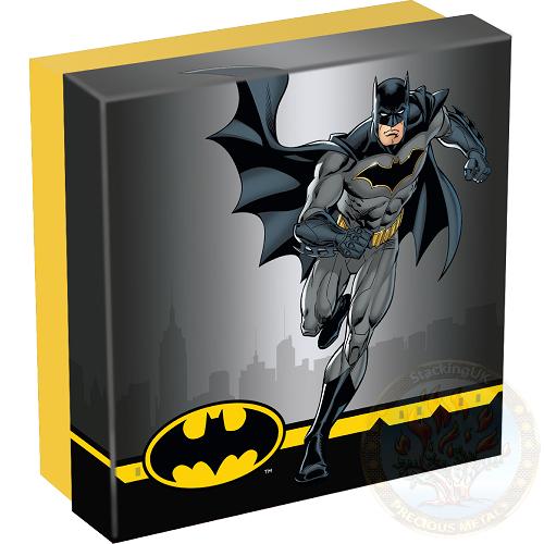 ✨ Cook Island DC Comics Collection by Mint XXI - Batman  Dc-com10