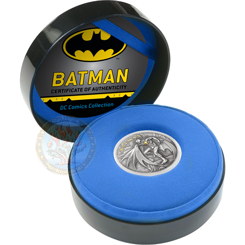 ✨ Cook Island DC Comics Collection by Mint XXI - Batman  Dc-com11