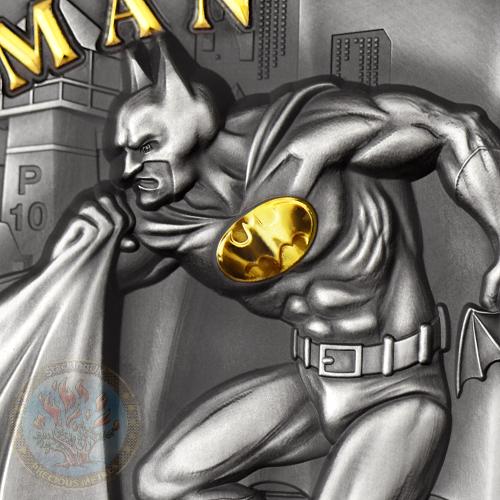 ✨ Cook Island DC Comics Collection by Mint XXI - Batman  Dc-com12