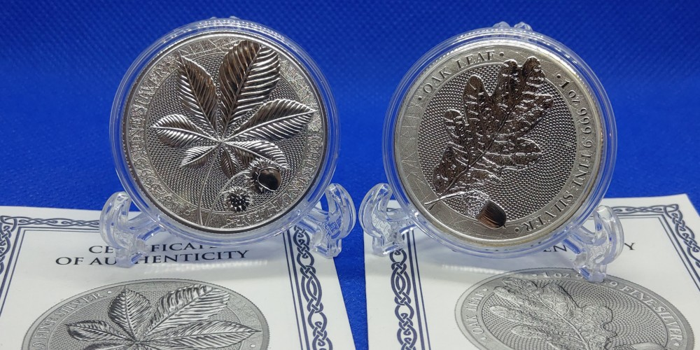 ✨ Germania Mint Mythical Forest Premium Bullion Imag9011