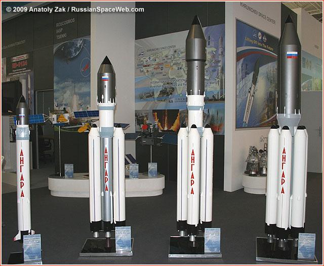 Angara - Le nouveau lanceur russe - Page 8 Angara10