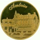Amboise (37400)  [Clos Lucé] 01am10