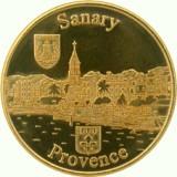 Sanary-sur-Mer (83110)  [Barquette Provençale] 01sa10