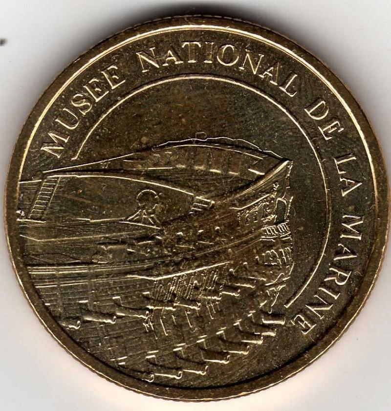 Médailles et Patrimoine = 21 Am02110