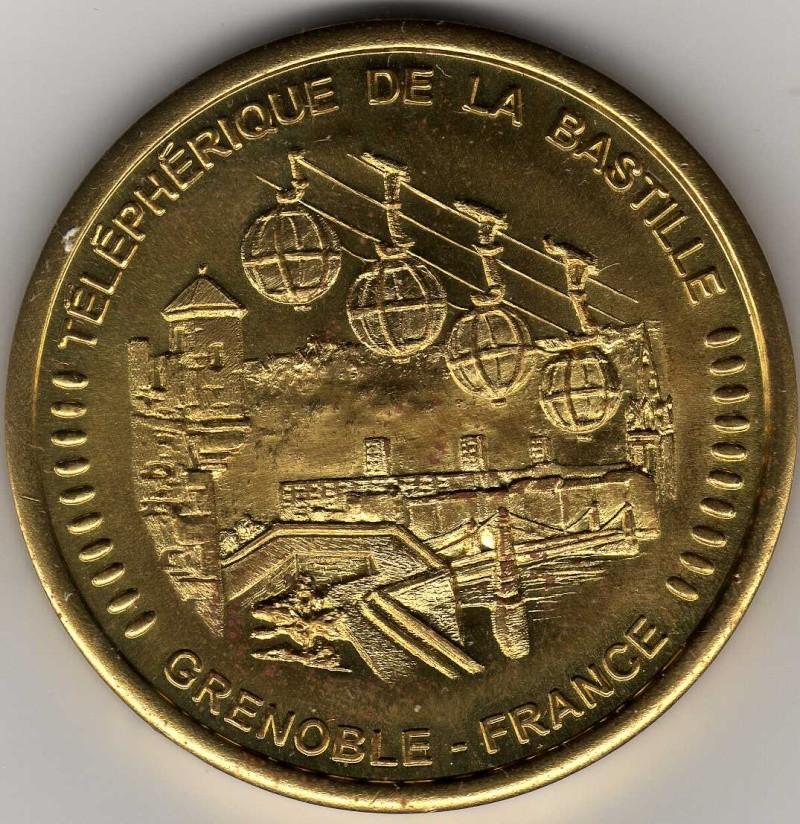 Grenoble (38000)  [Bastille / Stendhal] Am03210