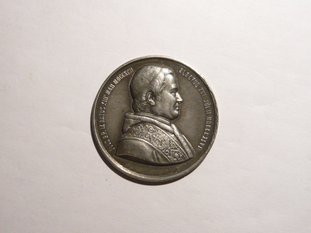 Medallas papa nº 255 Pio IX Pie_ix12