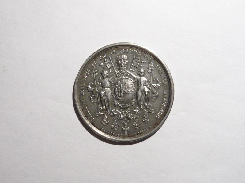 Medallas papa nº 255 Pio IX Pie_ix13