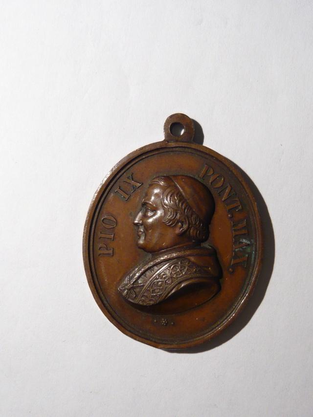 Medallas papa nº 255 Pio IX Pie_ix15
