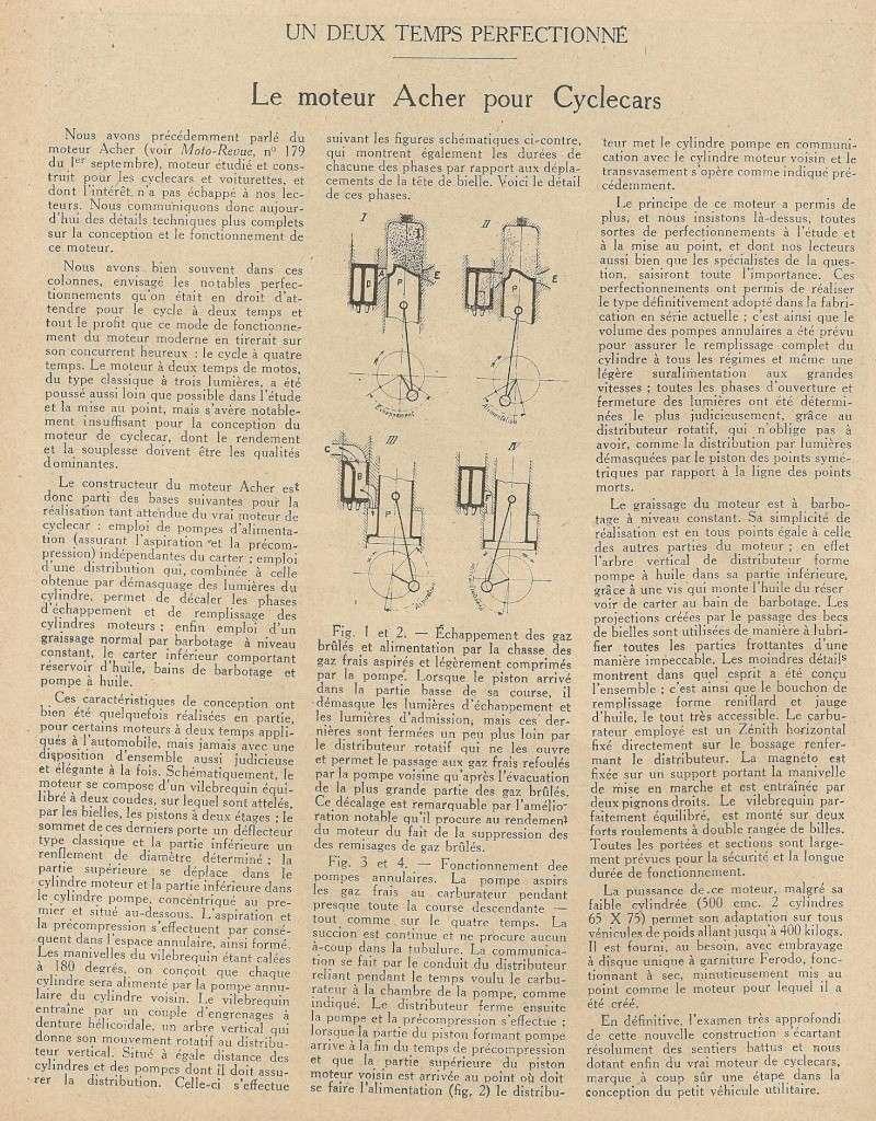Moteur de cyclecar et voiturette - Page 6 Moteur11