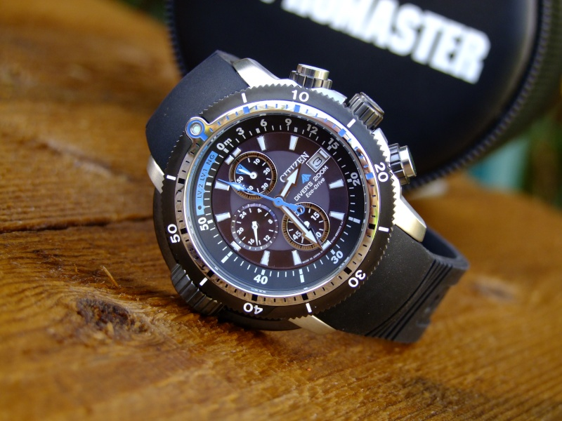 Votre avis pour une montre de plongée Citize13