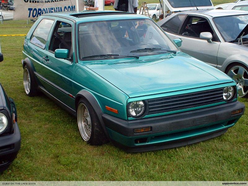 [ VW ] GOLF MK2 0011rw10