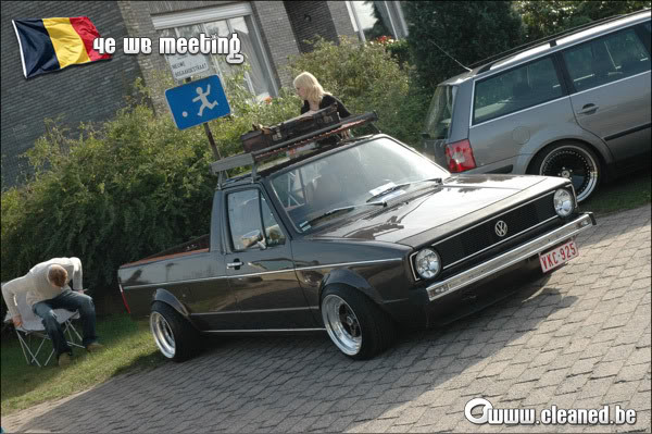 [ VW ] GOLF CADDY pick up / tolé 004-210