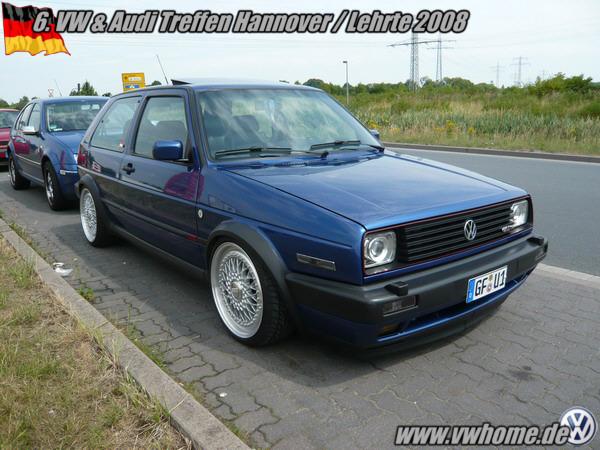 [ VW ] GOLF MK2 00410