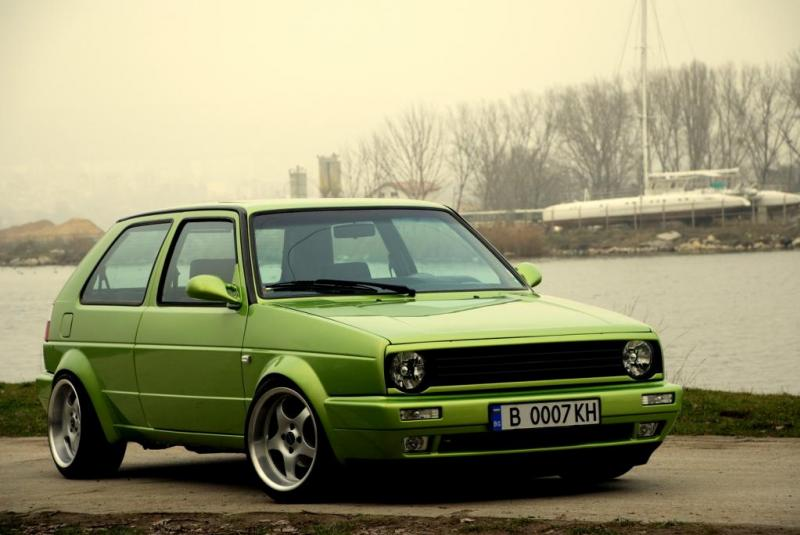 [ VW ] GOLF MK2 00481710