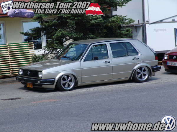 [ VW ] GOLF MK2 00810