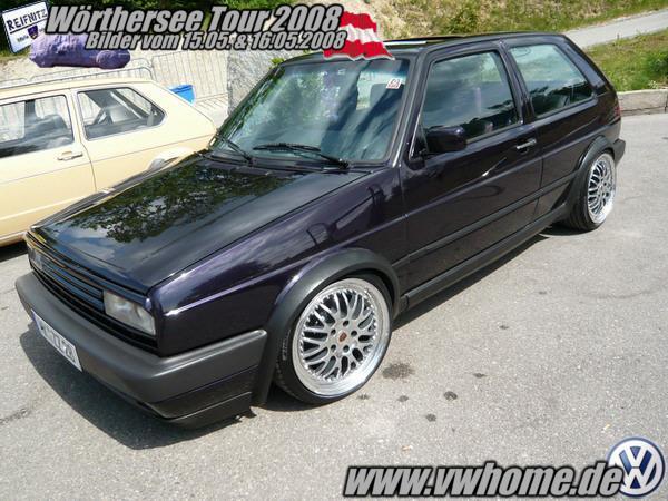 [ VW ] GOLF MK2 01210
