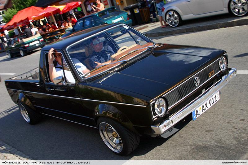 [ VW ] GOLF CADDY pick up / tolé 05610