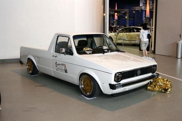 [ VW ] GOLF CADDY pick up / tolé 08071610