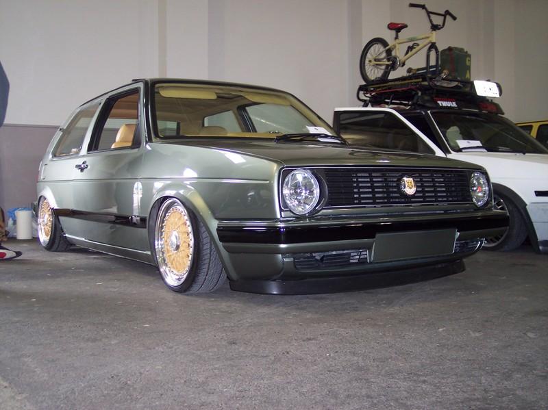 [ VW ] GOLF MK2 100_1310