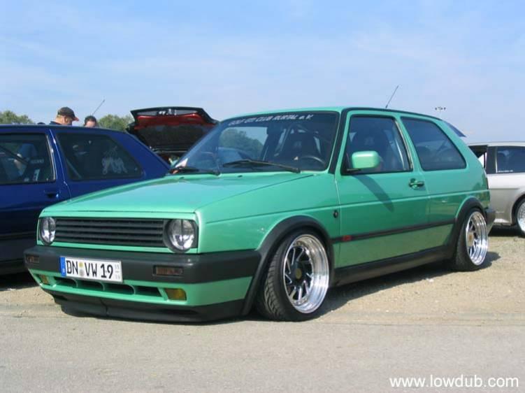 [ VW ] GOLF MK2 11212710