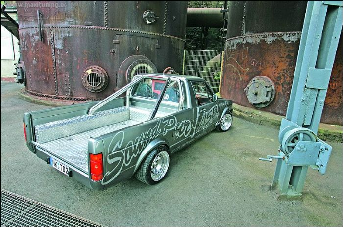[ VW ] GOLF CADDY pick up / tolé 11513_10