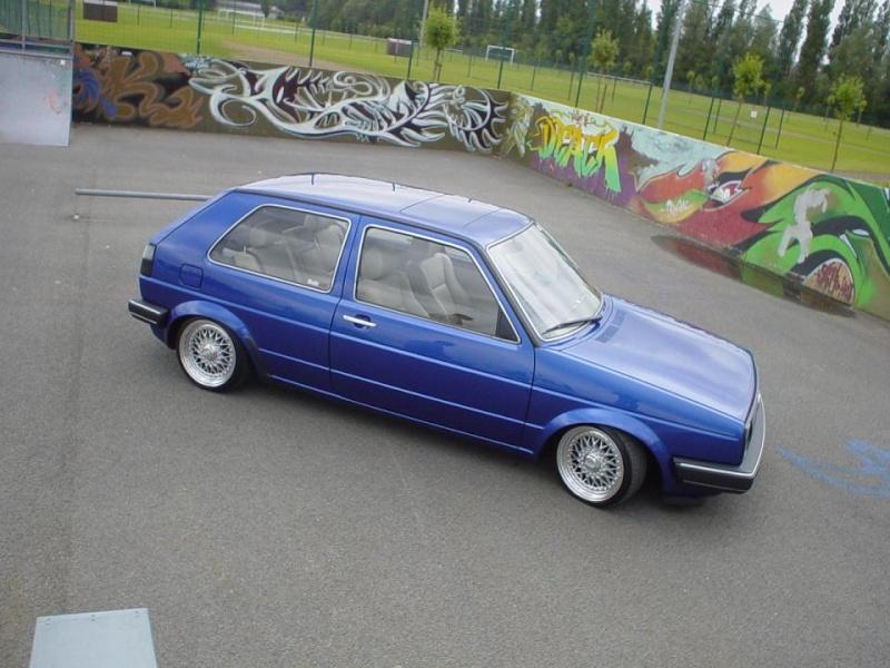 [ VW ] GOLF MK2 141jo010