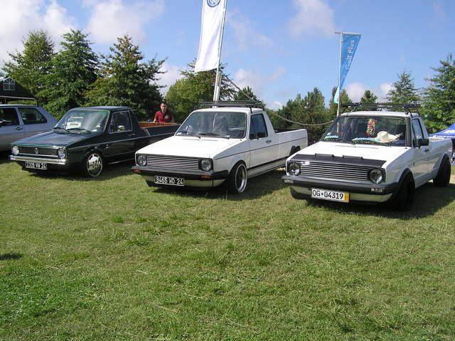 [ VW ] GOLF CADDY pick up / tolé 20044410
