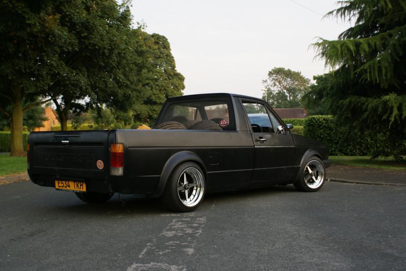 [ VW ] GOLF CADDY pick up / tolé 27572310