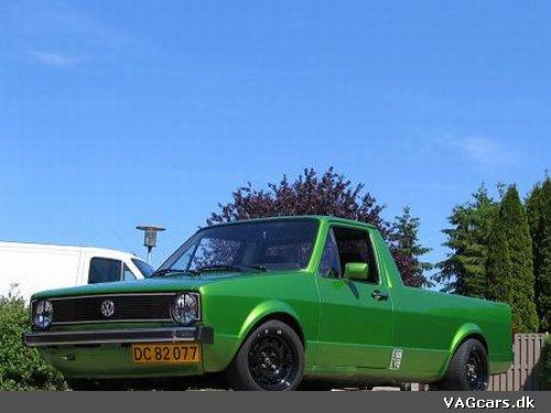 [ VW ] GOLF CADDY pick up / tolé 28410
