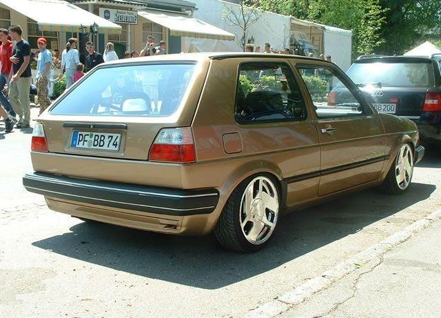 [ VW ] GOLF MK2 374yq310