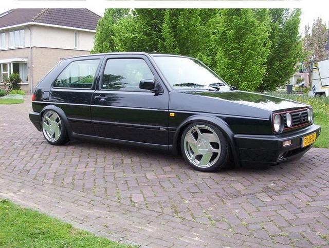 [ VW ] GOLF MK2 426ar810