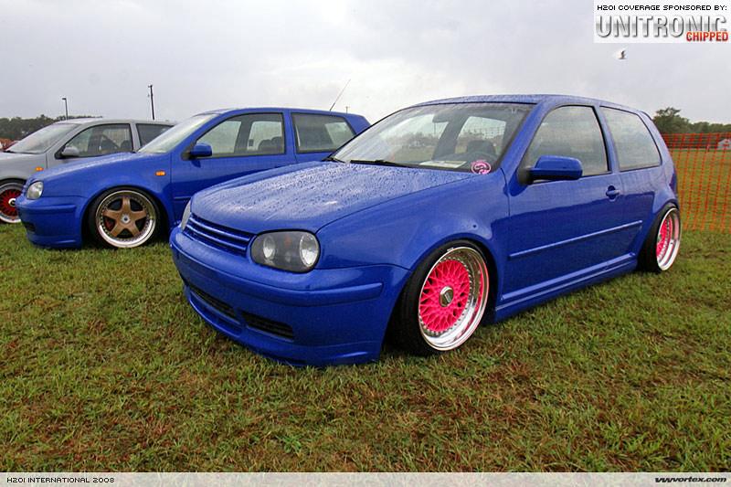 [ VW ] GOLF MK4 42811