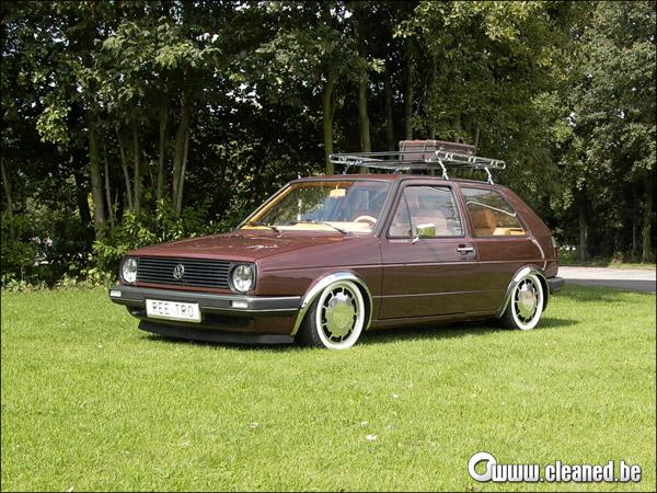 [ VW ] GOLF MK2 53_0110