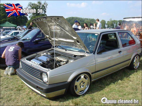 [ VW ] GOLF MK2 572010