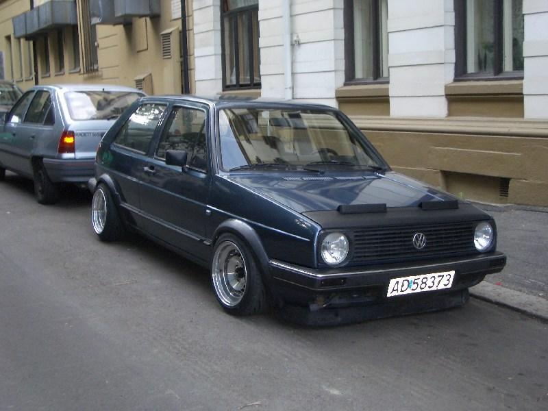 [ VW ] GOLF MK2 66610