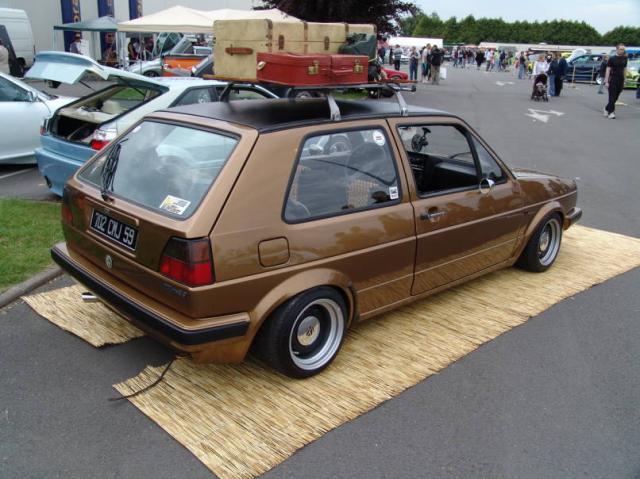 [ VW ] GOLF MK2 92651510