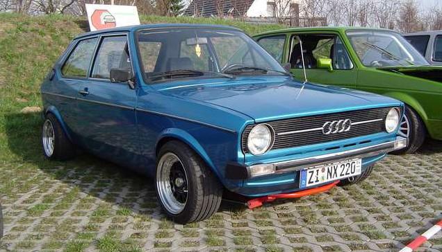 [ AUDI ] A50 Audi2011