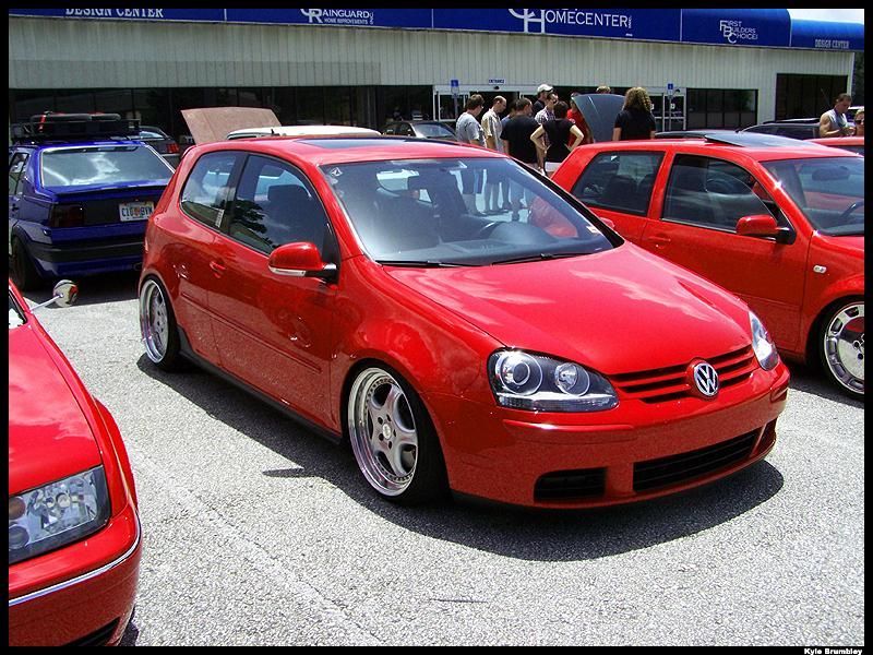 [ VW ] GOLF MK5 Bbq06410